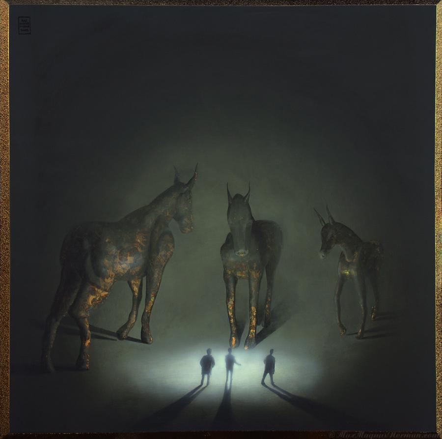 Horses of Jotunheim - Jotunheims hästar