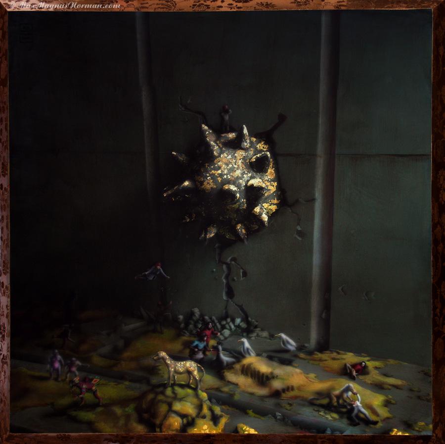 Creatures of Darkness - Mörksens kreatur